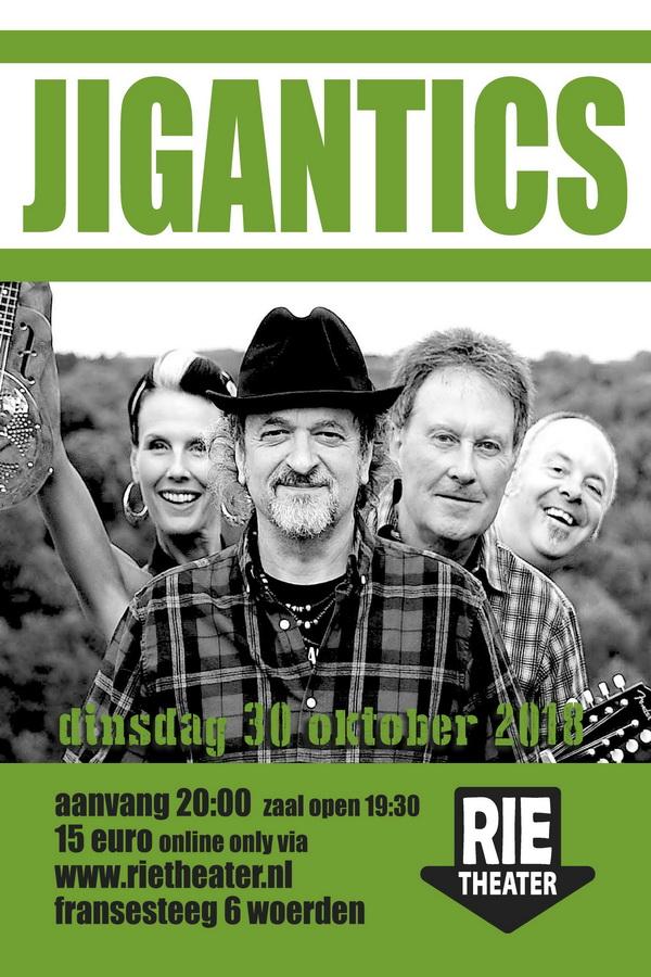 The Jigantics (UK)