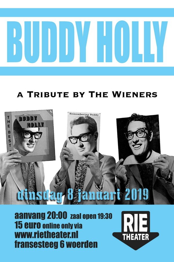 Buddy Holly Tribute By The Wieners