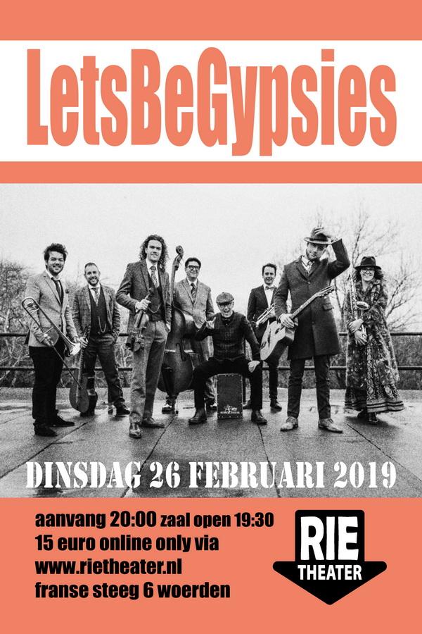 Let's Be Gypsies