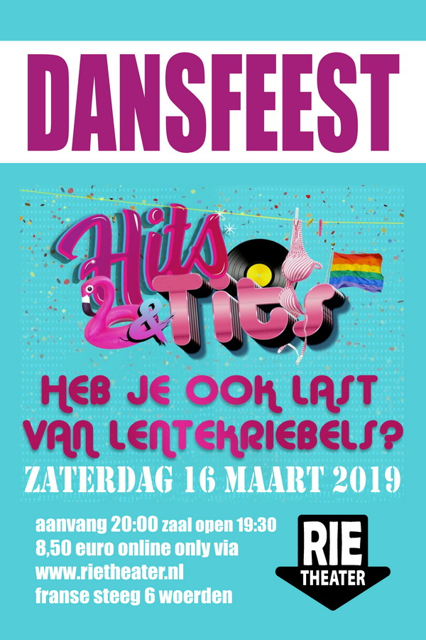 Dansfeest Hits & Tits